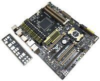 ASUS Sabertooth 990FX Desktop Motherboard AMD Socket AM3+ DDR3 SDRAM ATX w/ I/O