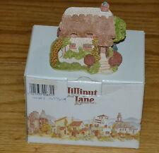 Lilliput Lane 1989 Wight Cottage in Box with Deed
