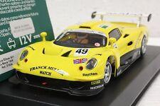 AVANT 51604 LOTUS ELISE GT1 #49 LEMANS 1997 NEW 1/32 SLOT CAR