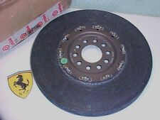 Ferrari F430 Front Brake Rotor Disc_Carbon Fiber_Hub_240595_360_Challenge_NEW_OE