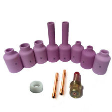 TIG Weld Torch Consumables GAS LENS Cup for WP-17 WP-18 WP-26 P