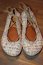 ART COMPANY Traum Weiß Textil Ballerinas, Gr. 38, Top Zustand!