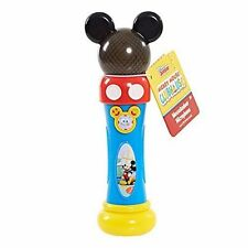 Disney Junior Mickey Mouse Clubhouse Mousekadoer Microphone Light Up Musical