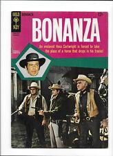 BONANZA #12 [1965 GD] PHOTO COVER!
