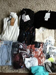 WHOLESALE JOBLOT Branded Ladies/MENS MIXED CLOTHING 13 ITEMS SEE PICS  LOOK