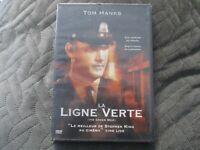 "DVD ""LA LIGNE VERTE d'après Stephen King"" Tom HANKS"
