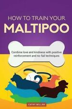 How to Train Your Maltipoo (Dog Training Collection) : Combine Love and...