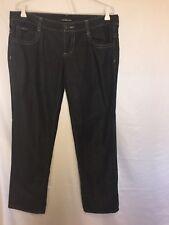 Cavin Klein Jeans Dark Blue sequinned back pockets size W32- L34