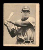 1948 Bowman #25 Barney McCosky  VG/VGEX X1555552