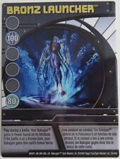 2008 BRONZ LAUNCHER BAKUGAN 34/48d CARD                    (INV10711)