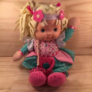 "ZIPPITY PRINCESS ""Pink"" Beautiful Children's Pretend Play Baby Doll Girl's Toy"