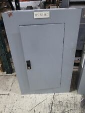 GE Main Circuit Breaker Panel AQF3181AT 125A 208Y/120V 3Ph 4W Used