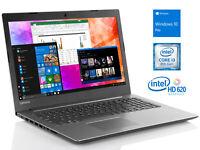 """Lenovo IdeaPad 330 15"""" HD Laptop, i3-8130U, 12GB RAM, 256GB SSD, Windows 10 Pro"""