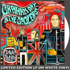 GRAHAM DAY & THE GAOLERS 'Triple Distilled' WHITE VINYL LP GARAGE