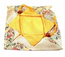 Top Quality Flexible Golden Fine Silk Bag Cover Teapot Protection BRAND NEW