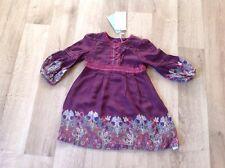W L Monsoon Kleid Gr.92 (2-3 Jahre)  Neu Mit Etikett