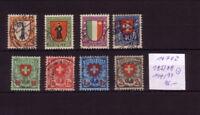 Schweiz  o 185/88, 194/97       Michel 95.-   K 16702