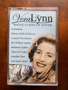 Vera Lynn White Cliffs of Dover Audio Cassette Tape