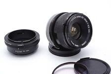 Sony fe Canon FD 35mm 1:3 .5 S.C. firmemente distancia focal lente a6000 a6300 a7 a9
