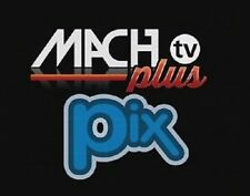 MACHTV  o PIX, TV, Peliculas, Series, PPV por internet