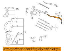 TOYOTA OEM 97-00 RAV4 Wiper Washer-Windshield-Wiper Arm Left 8522142050