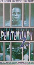 Penitentiary 2 New VHS Leon Issac Kennedy, Mr. T, Xenon Entertainment Group