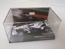 BMW Sauber F1.07 Sebastian Vettel USA GP 2007, only 1000pcs - 1/43 OVP