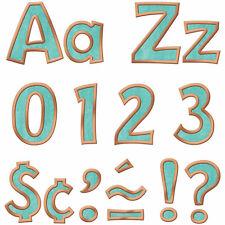 "Copper & Patina 4"" Playful Combo Ready Letters Trend Enterprises Inc. T-79771"