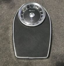 Detecto Bathroom Scale Chrome/Black Model D503