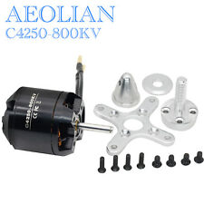 New Aeolian 4250 800kv RC airplane outrunner brushless motor