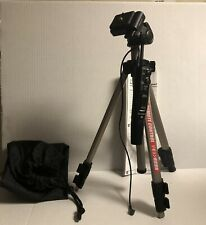 Sony Remote Control Tripod Model VCT-D480RM w/Bag and Manual