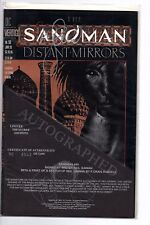 SANDMAN #50 VERTIGO 1993 SEALED TREASURY EDITION LTD 5000 SIGNED BY Neil GAIMAN