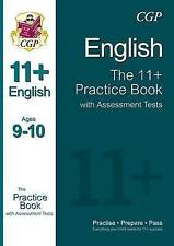 111+ English Practice Book with Assessment Tests Ages 9-10 (for GL & Other Test