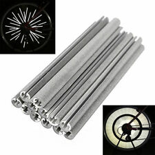36 x Bicycle Wheel Spoke Reflector Reflective Mount Clip Tube Warning Strip