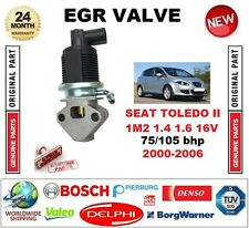FOR SEAT TOLEDO II 1M2 1.4 1.6 16V 75/105 bhp 2000-2006 Electric EGR VALVE 5 PIN