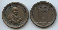 GY695 - Medaille Vatikan 1983-84 Johannes Paul II. Jubilaeum Redemptionis