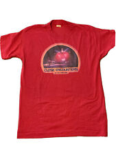 Vintage 1970s Red Close Encounters Of The Third Kind Xs