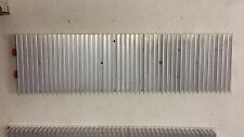 "Extruded Aluminum Heatsink-Heat Sink- 14.5"" x 4"" x 1.25"" - Installed Never Used"