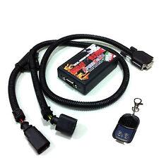 Centralina Aggiuntiva Chip AUDI A6 1.9 TDI 130 CV+Telecomando Modulo Aggiuntivo