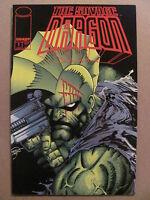 Savage Dragon #1 Image Comics 1993 Series Erik Larsen 9.2 Near Mint-