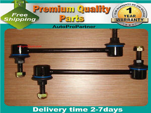 2 REAR SWAY BAR LINKS SET FOR BUICK ALLURE 05-08