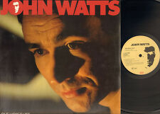 JOHN WATTS ONE MORE TWIST 1982 LP NMINT Fisher Z