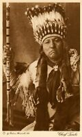THE VANISHING RACE - CHIEF TIMBO or HAIRLESS - COMMANCHE - CHIEF - GENUINE 22