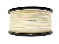 BotFeeder 3D printer filament, ABS 1.75mm White, 100% Made In Taiwan!!!