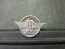 Pin HANOMAG Logo Traktor Trecker - 2 x 3 cm
