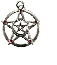 PENTACLE PENDANT jewelry Wicca Pagan MAGIC pendant sca amulet unique necklace