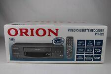 Orion vh-522 VIDEO RECORDER VIDEOREGISTRATORE VHS * New/Nuovo *