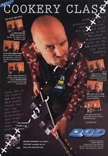 Skunk Anansie Ace UK 'Guitarist' Trade Press advert ECLIPSED