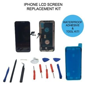 iPhone 11 PRO X XR XS Max OLED/TFT LCD Touch Screen Digitizer Replacement Lot