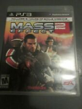Mass Effect 2 and 3 PlayStation 3 PS3